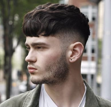 26 Textured Crop 2018 Men S Haircut Styles