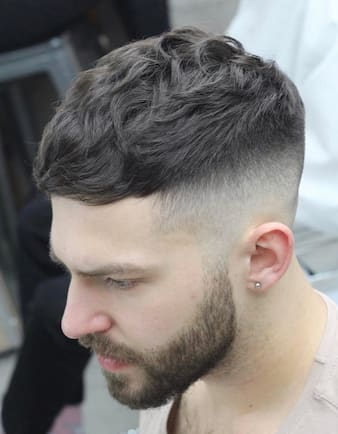 25 Classy Textured Crop Haircuts 2018 Men S Haircut Styles