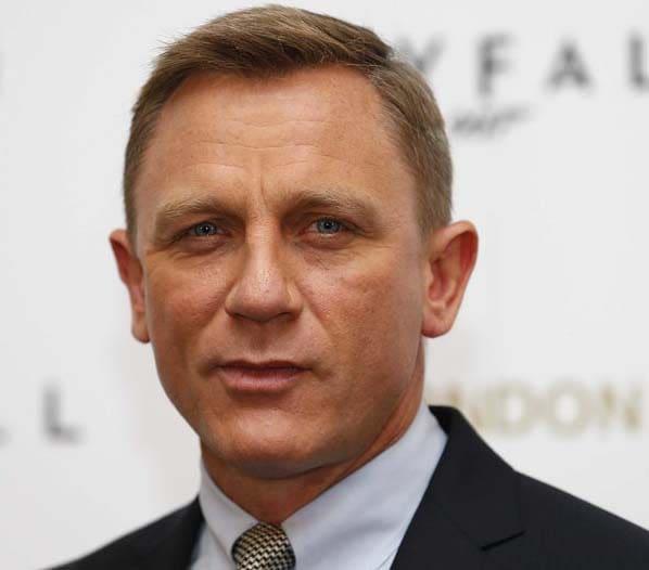 Daniel Craig Haircut 2018