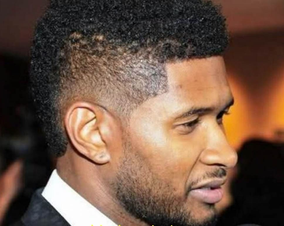 Usher Haircuts 2018 Mens Haircut Styles