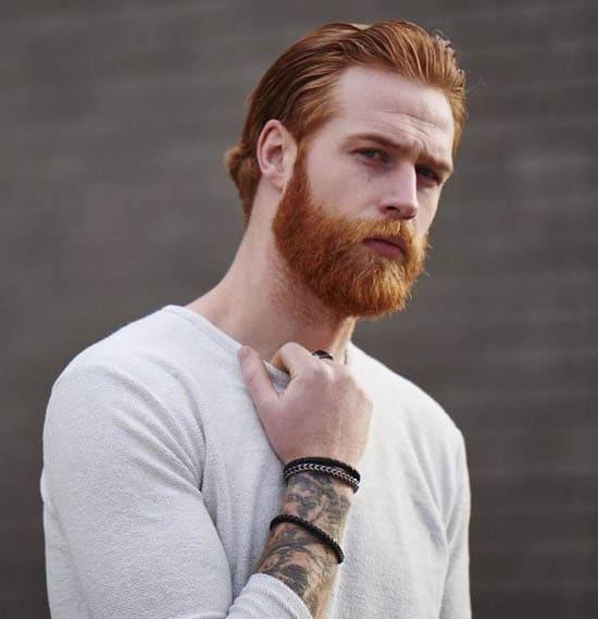 Full Beard Styles 2018