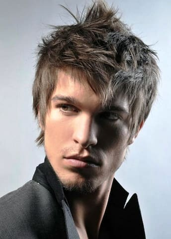 Punk Hairstyles for Men 2018