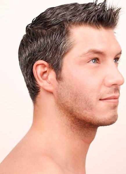 Short Spiky Hairstyles for men 2018