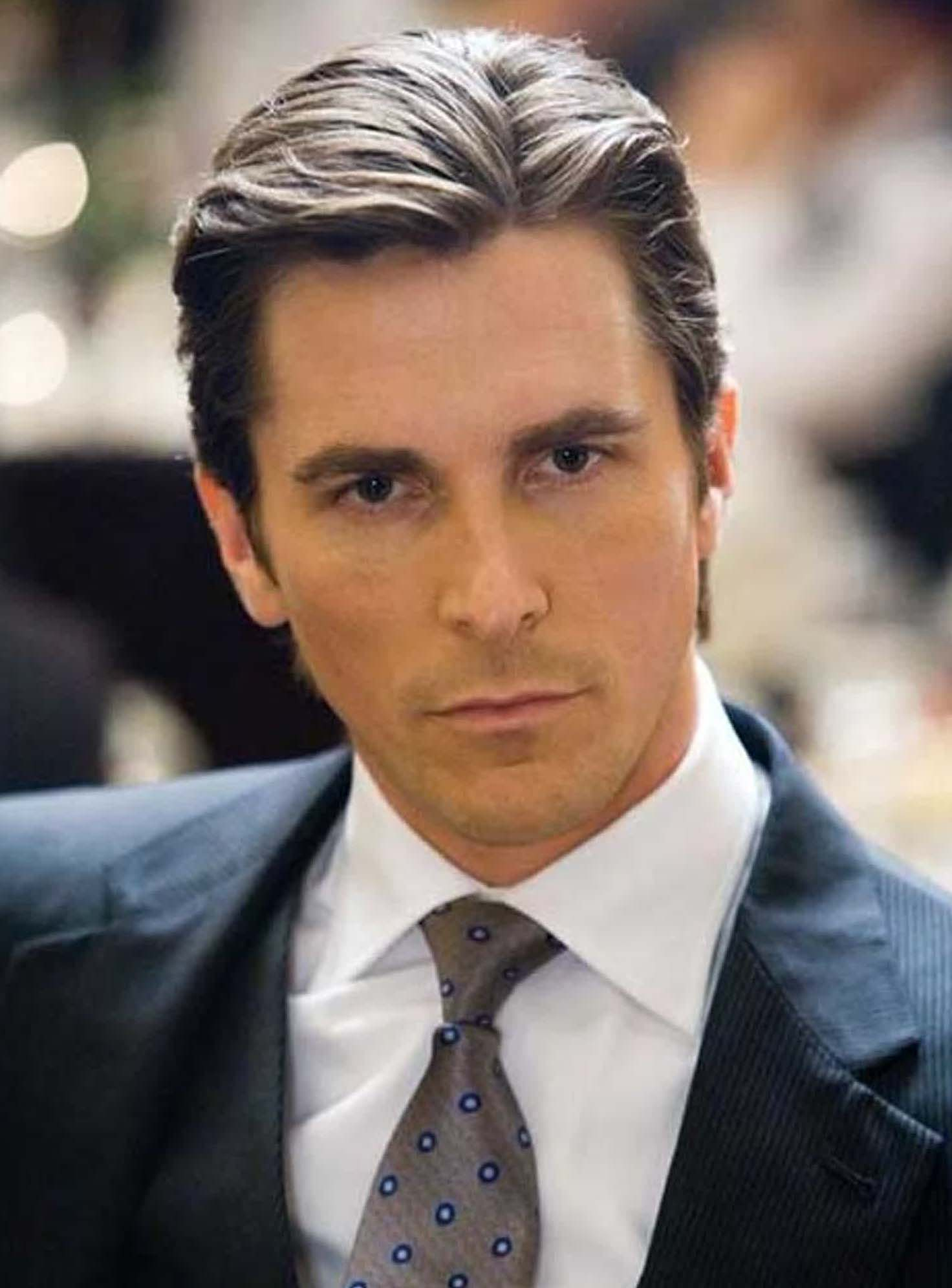 Christian Bale Haircut 2018