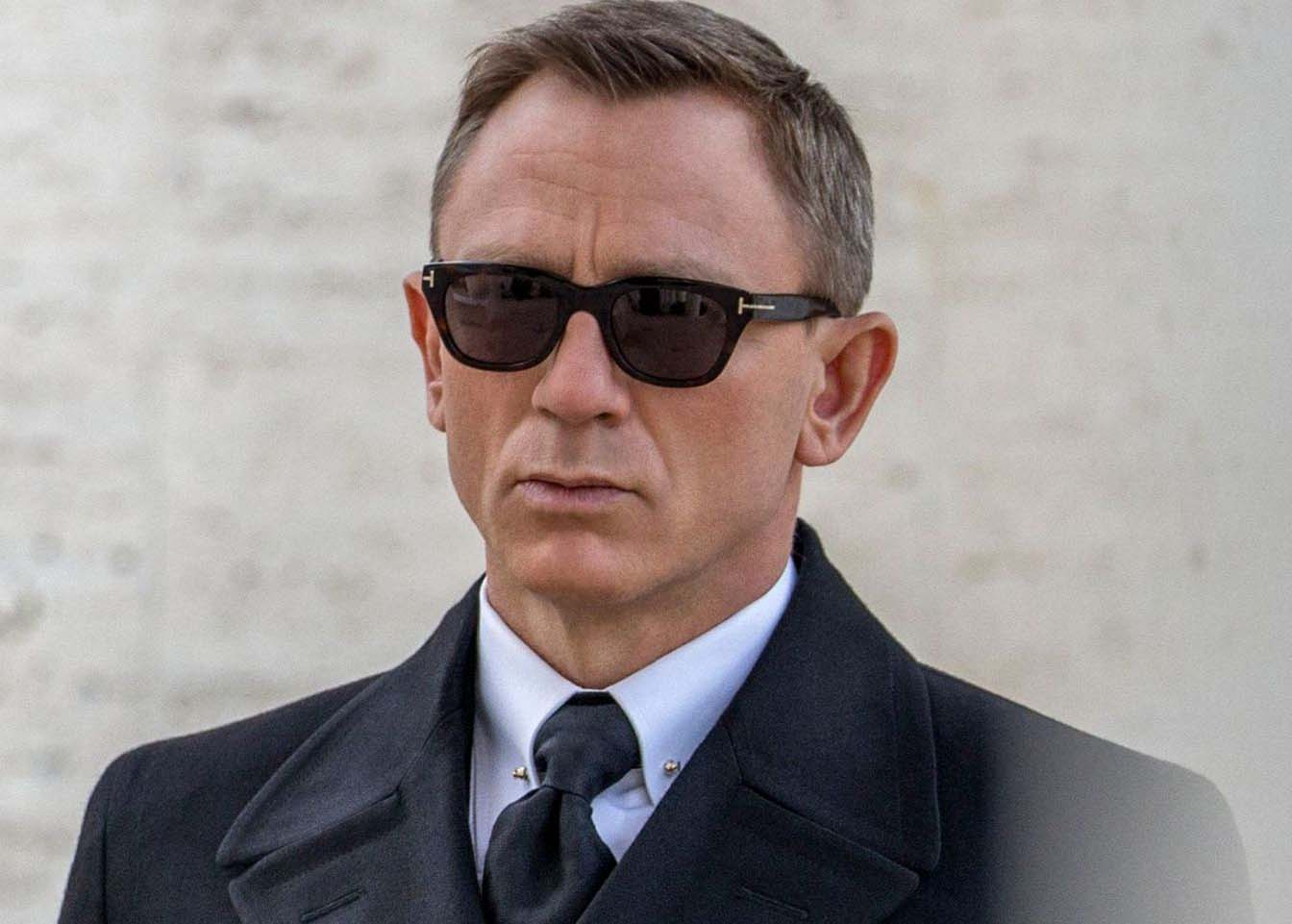 Daniel Craig Haircut 2018