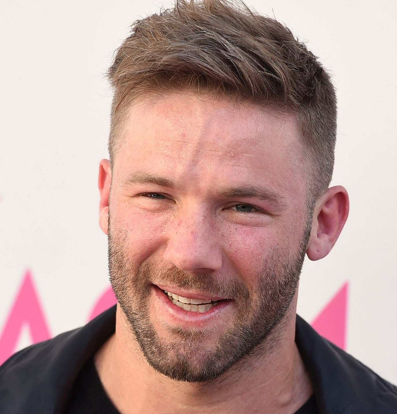 Julian Edelman Haircut 2018