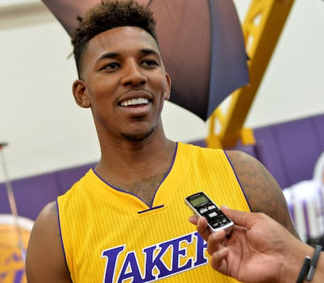 Nick Young Haircut 2018
