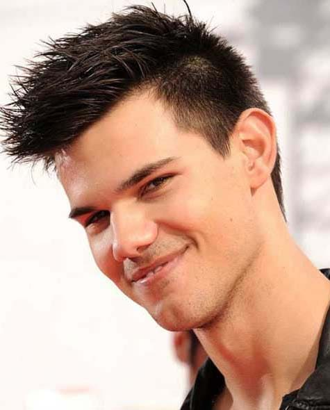 Taylor Lautner Haircut 2018
