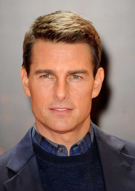 Tom Cruise Haircut 2018