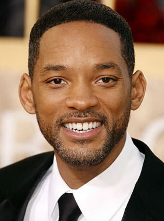 Will Smith Haircut 2018