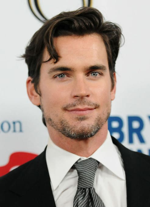 Matt Bomer Haircut 2018