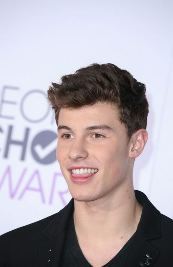 Shawn Mendes Haircut 2018