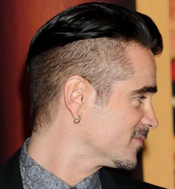 colin farrell haircut 2018