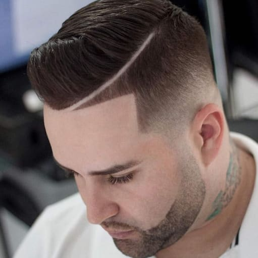 Low Fade Comb Over 2018