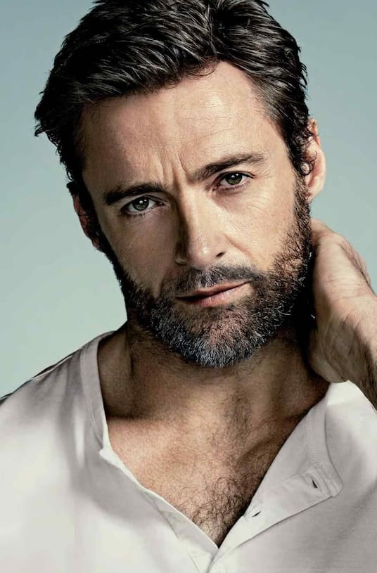 Hugh Jackman Haircut 2018