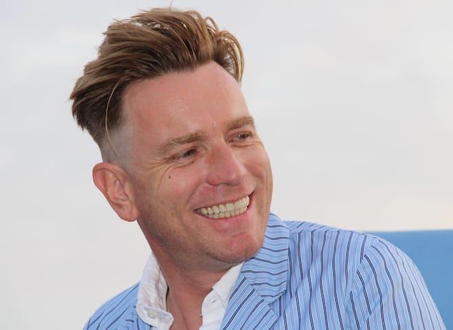 Ewan McGregor Haircut 2018