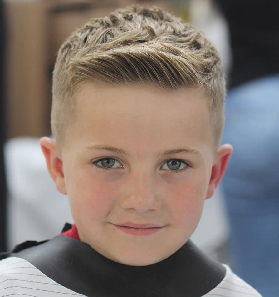 Haircuts For Boys 2018