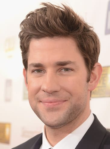 John Krasinski Haircut 2018