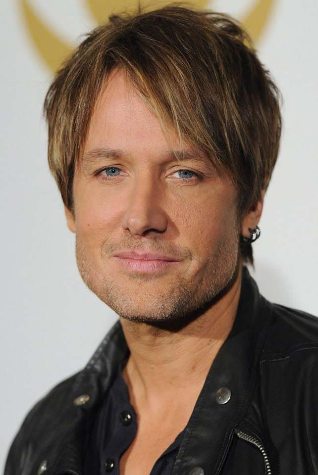 keith urban short hair | lajoshrich.com