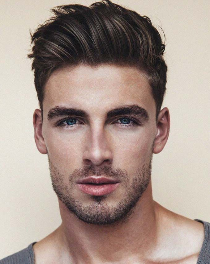 Retro Short Quiff Hairstyles For Men 2018 Men S Haircut Styles