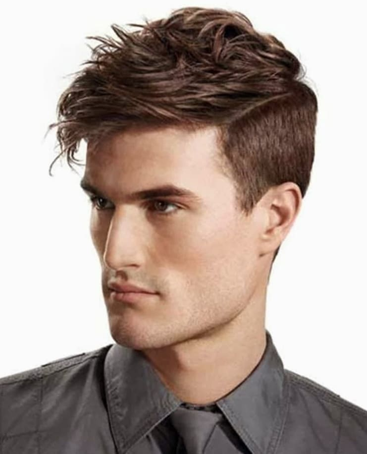 Short Hipster Haircuts for Men 2018