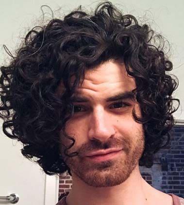Long Loose Hairs for men 2018
