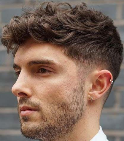 Men Long Taper Fade Cuts 2018