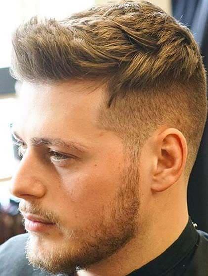 Short Fade Haircuts 2018