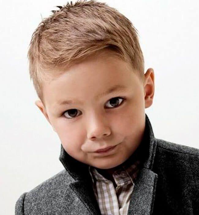 toddler boy haircuts 2018
