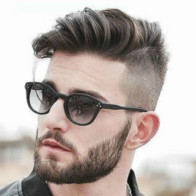 Best Haircuts For Men With Beards 2018 Men S Haircut Styles