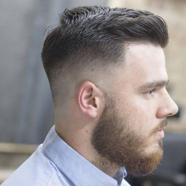 Gentleman Haircut 2018