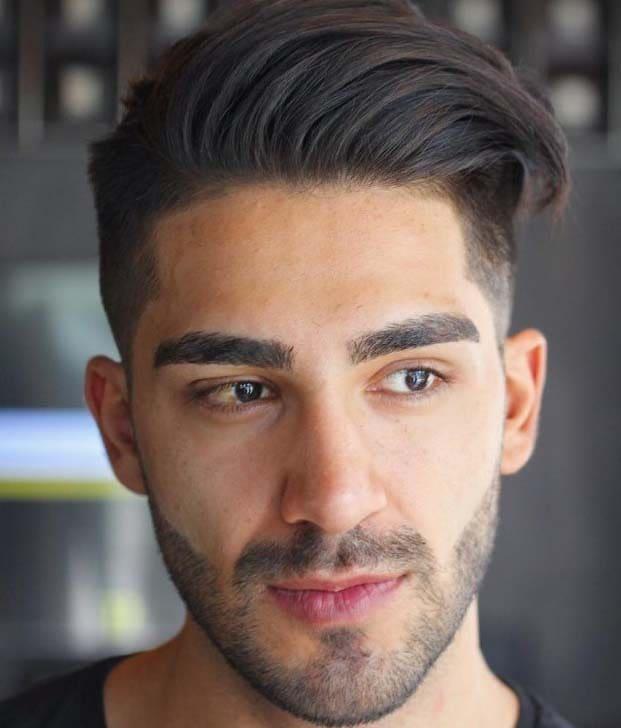 Cool Side Part Undercut 2018 Men S Haircut Styles