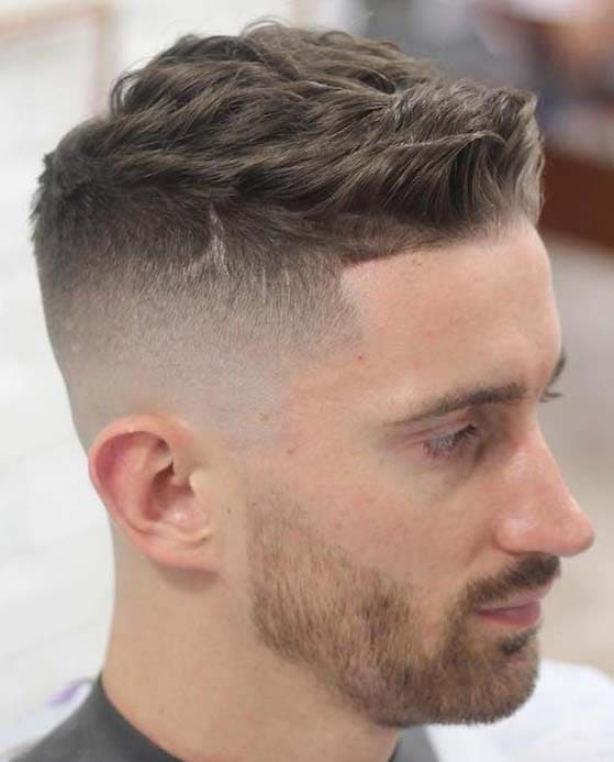 30 Rocking Short Fade Haircuts 2018 Men S Haircut Styles
