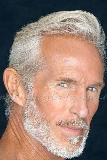 hairstyles for older men 2018