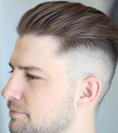 Long Hair Undercuts for Men 2018