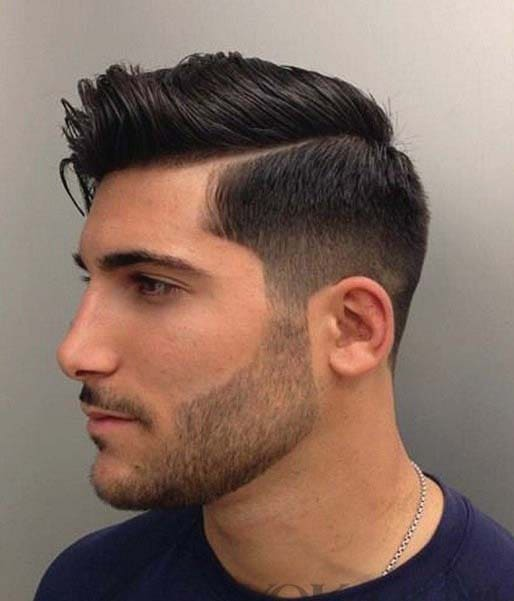 side part haircuts 2018