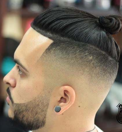 Fabulous Ponytail Hairstyles For Men 2018 Men S Haircut Styles