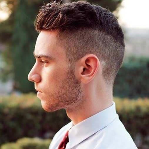 haircuts for men with beards 2018