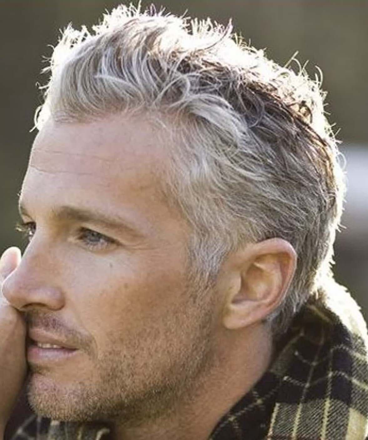 fantastic hairstyles for older men 2018 - Men\'s Haircut Styles