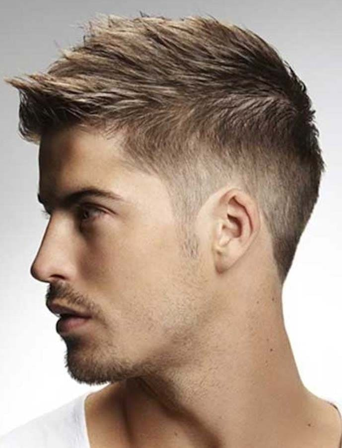 30 Rocking Hairstyles For Men With Big Forehead 2018 Mens