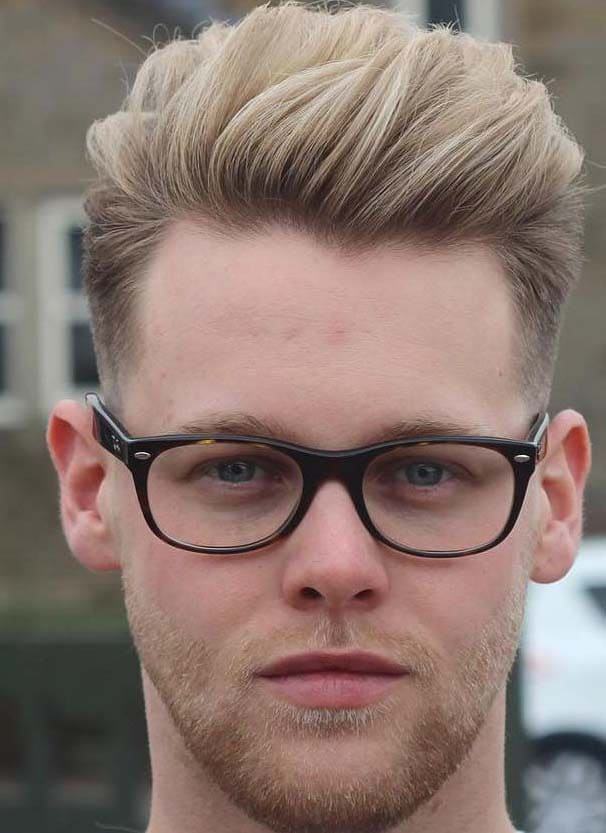 Glorious Retro Short Quiff Hairstyles For Men 2018 Mens Haircut