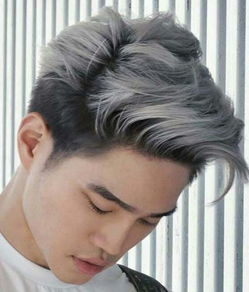 Great Angular Fringe Haircuts 2018 Men S Haircut Styles