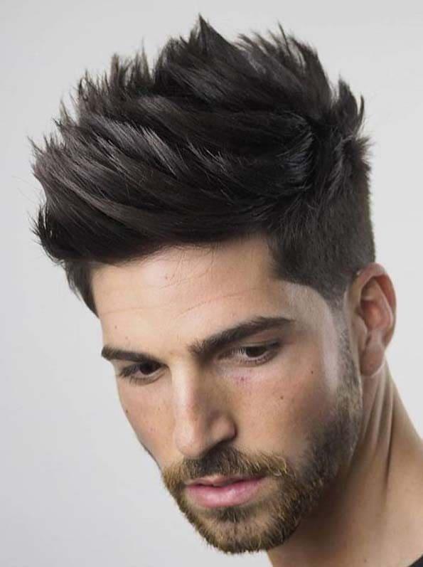 Greatest Retro Short Quiff Hairstyles For Men 2018 Mens Haircut