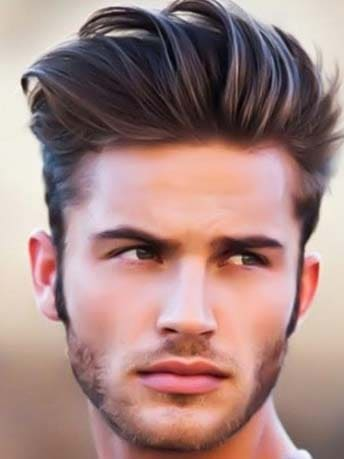 Trunk Hairstyles for Men 2018