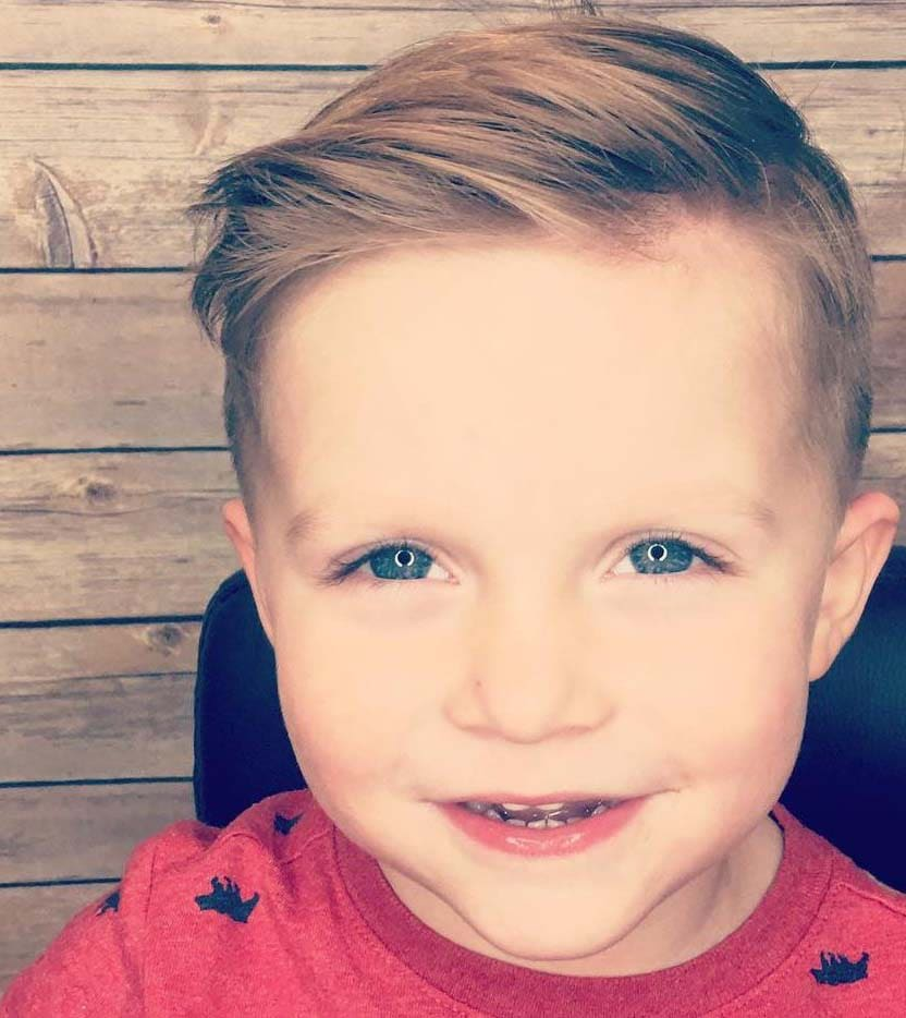 Greatest Toddler Boy Haircuts 2018 Men S Haircut Styles