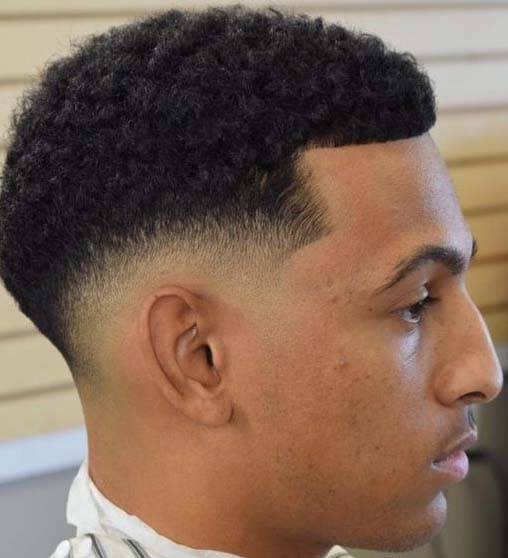 Curly Fade Haircuts 2018