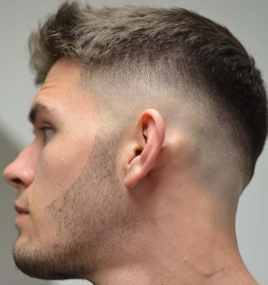 Magnificent Short Fade Haircuts 2018 Men S Haircut Styles