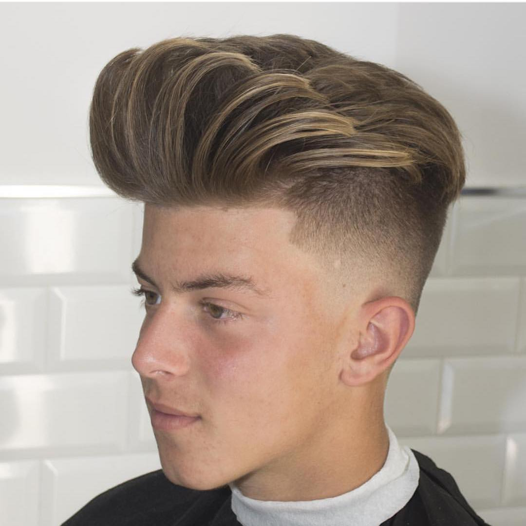 High and Tight fade Haircuts 2018