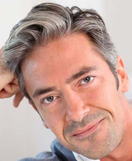 mind-blowing hairstyles for older men 2018 - Men\'s Haircut Styles