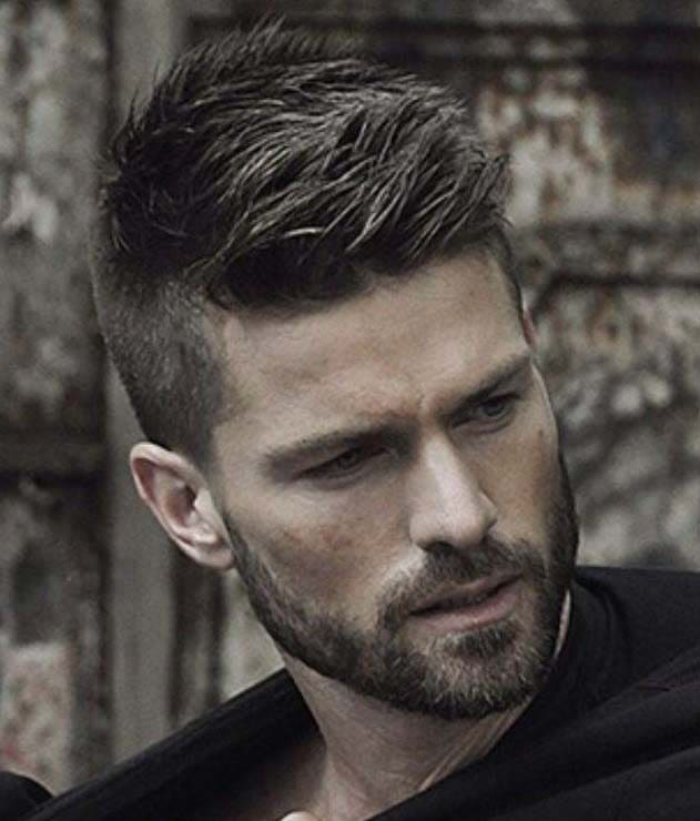 29 Elegant Haircuts For Men With Beards 2018 Men S Haircut Styles